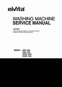 Lg Wm  1300 Service Manual  U2014 View Online Or Download