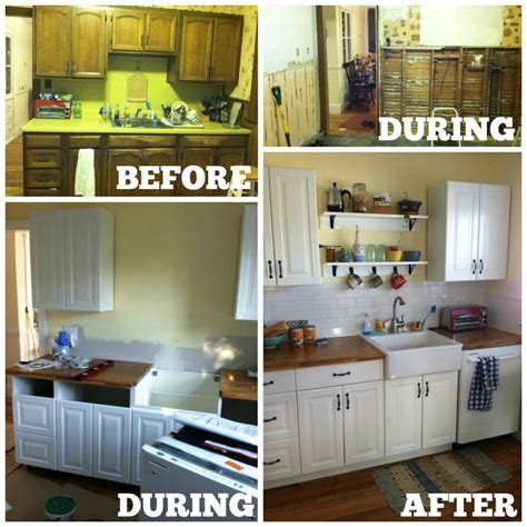 kitchen wall faucet diy kitchen cabinets ikea vs home depot house and hammer