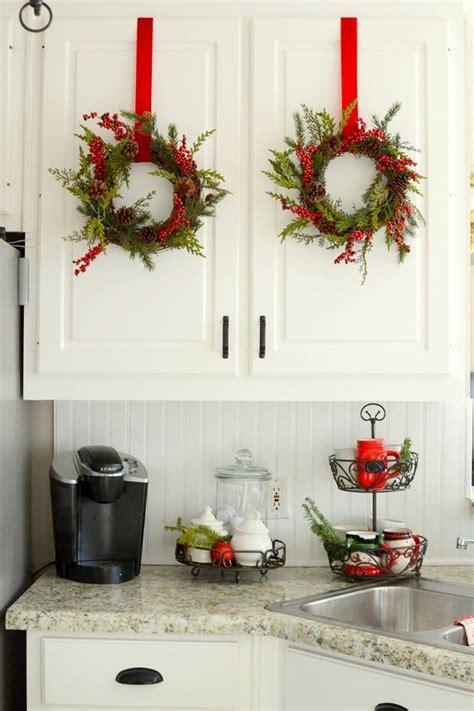 christmas   kitchen   cute decorating ideas
