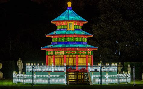 magical lantern festival   london  chinese