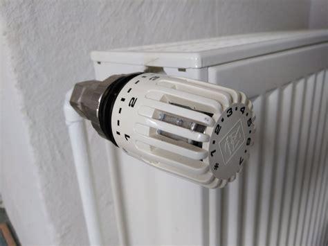 Heizung Richtig Einstellen Darum Heizen Viele Falsch by Richtig Heizen Nur Wenn Das Heizungs Thermostat