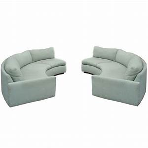 17 best images about round couches on pinterest italian With sectional sofas circle furniture