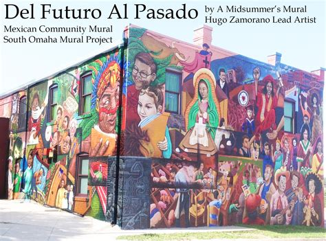 Image result for south omaha mural project mayan mural