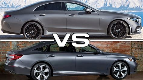 2019 Mercedes Cls Vs 2018 Honda Accord