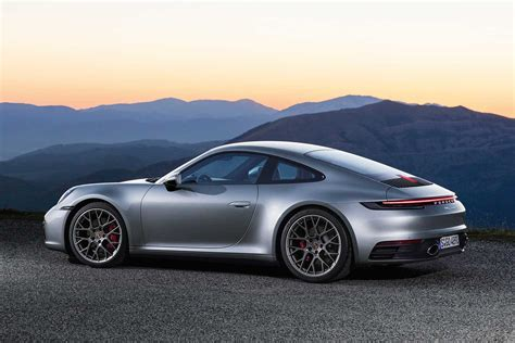 porsche   carrera    revealed la auto