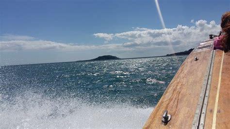 Speedboot Naar Engeland by Superstar Speedboat Trips Looe Verenigd Koninkrijk