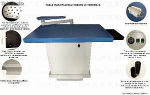 Table A Repasser Aspirante : table a repasser rectangulaire torino aspirante chauffante ~ Premium-room.com Idées de Décoration