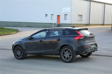 spyshots volvo xc40 coming in 2018 will be built in