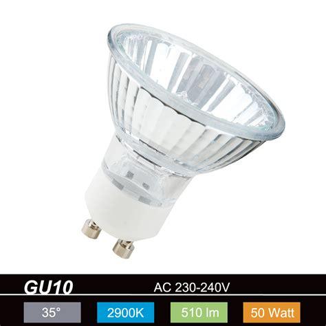 Leuchtmittel QPAR51 Osram GU10 50W 2900K 230V 35° dimmbar