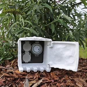 Steckdose Garten Wasserdicht : stromverteiler garten wasserdicht home image ideen ~ Orissabook.com Haus und Dekorationen