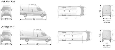 Discover how the 2021 sprinter cargo van more than a van. dimensions of a ford transit mwb van - Google Search | Mercedes sprinter, Ford transit, Sprinter