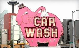 Elephant Car Wash in Seattle Washington
