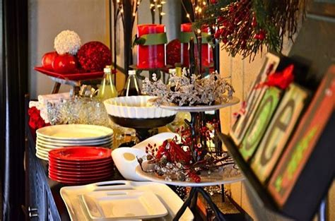 christmas party food ideas buffet inspirations at www livelyupyours newyearseve nye