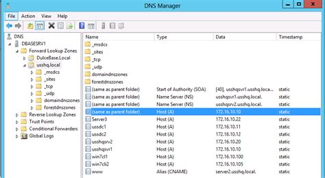 How to configure a DNS Secondary Zone in Windows Server ...