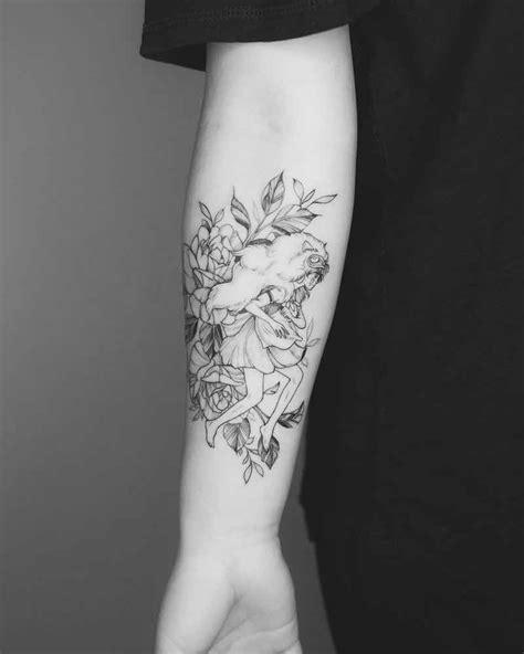 The Best Princess Mononoke Tattoos
