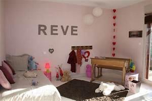 Deco Vieux Rose : chambre de petite fille ossature bois ~ Teatrodelosmanantiales.com Idées de Décoration