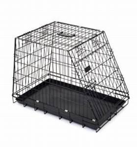 Grande Cage Pour Chien : cage de transport ruby avec une face inclin e pour chien ~ Dode.kayakingforconservation.com Idées de Décoration