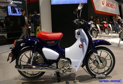 Gazgas Gazelo 125 Image by Honda Cub C125 2018 Info Sepeda Motor