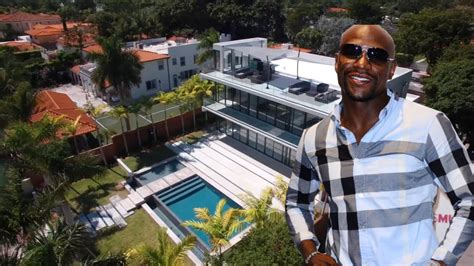 Floyd Mayweather S New House Youtube