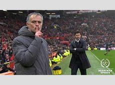Premier League Mourinho explains shutup gesture after