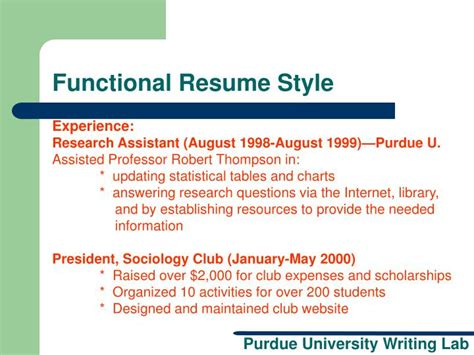 Resume Writing Skills Ppt by Ppt Resume Workshop Powerpoint Presentation Id 5765990