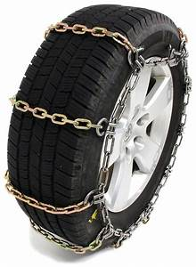 Titan Chain Heavy Duty Alloy Snow Tire Chains