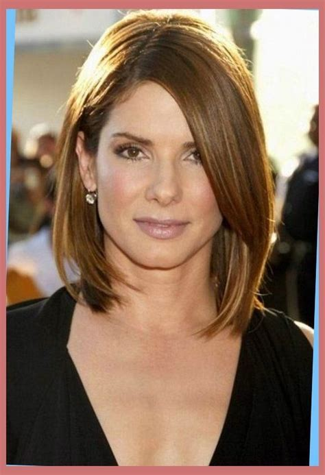 hairstyles  long face thin hair medium hairstyles cut