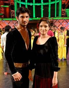 Sushant Singh Rajput And Ankita Lokhande During ...