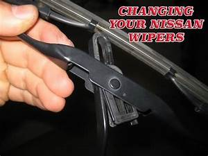 How To Change Your Nissan Windshield Wiper