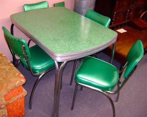 vintage  kitchen table  interior design