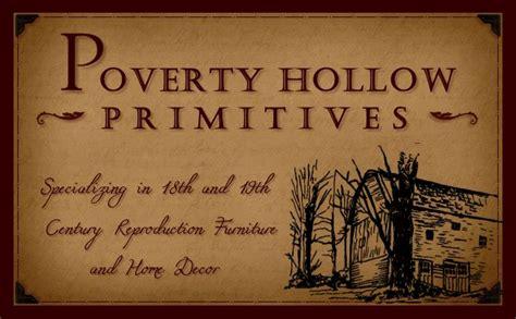 poverty hollow primitives entertainment blogs
