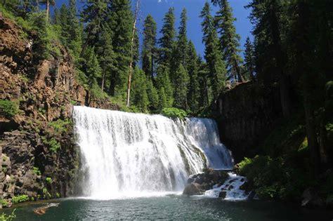 Top California Waterfalls World