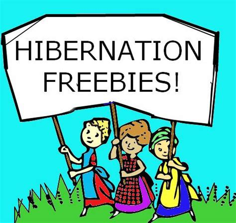 hibernation freebies amp winner kindergarten science 709 | fa59a012b2fe41942170dd7b5af60524