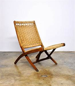 Hans Wegner Chair : select modern hans wegner style folding rope lounge or ~ Watch28wear.com Haus und Dekorationen