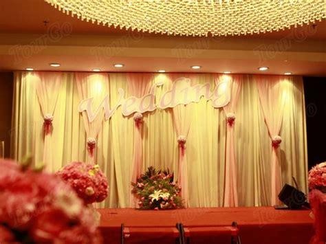 tourgo led lighting beautiful diy wedding backdrop