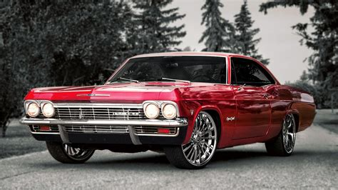 Chevy Impala Wallpaper Iphone by Gorgeous Chevrolet Impala Wallpaper Hd Pictures