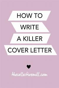 best 25 writing a cover letter ideas on pinterest cover With how to write a cover letter for an interview