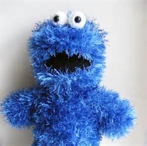 Cookie Monster Crochet Pattern Free