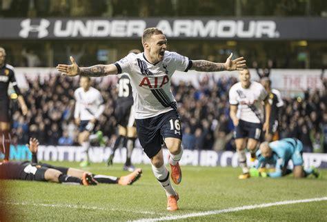 @Tottenham Kieran Trippier strike sends Spurs second ...