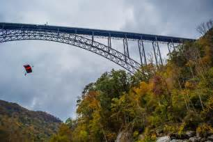 Bridge Day Festival at the New River Gorge in West Virginia