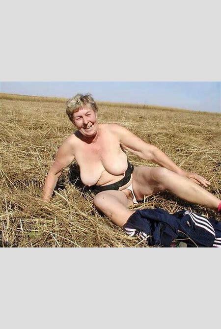 Flabby Nude Granny | Mature Porn Pics