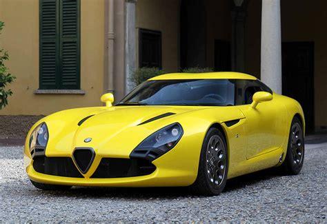 2011 Alfa Romeo Tz3 Stradale Zagato  характеристики, фото