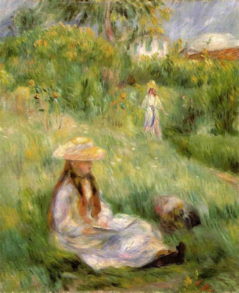 Art And Artists Pierre Auguste Renoir Part 13