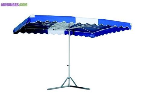 parasol de march 233 forain 4x3m neuf