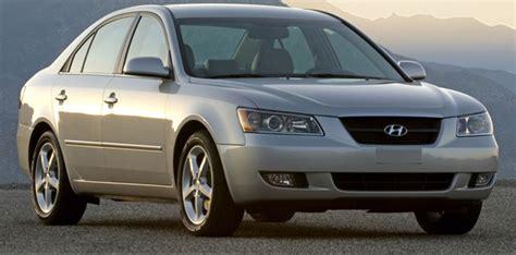 2006 Hyundai Sonata  User Reviews Cargurus