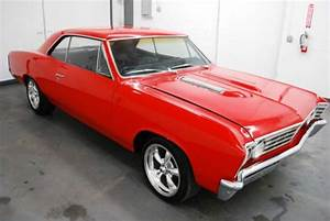 Find Used 1967 Chevrolet Chevelle Big Block 4spd Manual