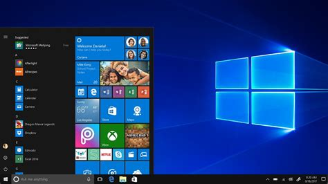 Windows 10 ha traído muchas novedades y ventajas para los amantes de los juegos y de las aplicaciones. ¿Cómo Poner en Pantalla Completa el menú de Inicio de ...