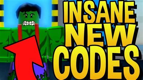 superhero simulator  codes     unlimited