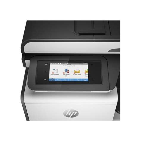 Mein vertriebsmitarbeiter von hp behauptet, er habe. Shop HP PageWide Pro 477dw Multifunction Wireless Printer ...