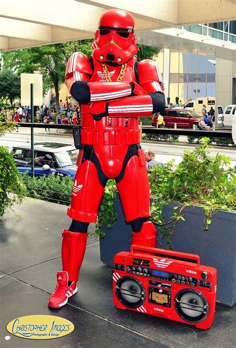 cia run dmc adidas storm trooper dragoncon